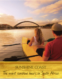 Sunshine Coast - The Most Sunshine Hours in South Africa